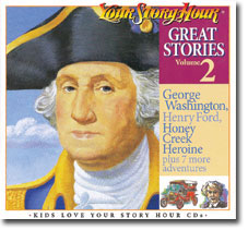 Great Stories CD #2 by Your Story Hour