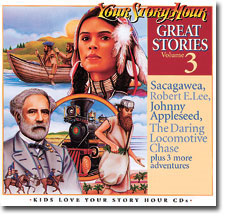 Great Stories CD #3 by Your Story Hour