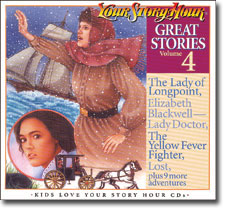 Great Stories CD #4 by Your Story Hour