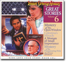 Great Stories CD #6 by Your Story Hour