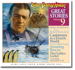 Great Stories CD #8 by Your Story Hour