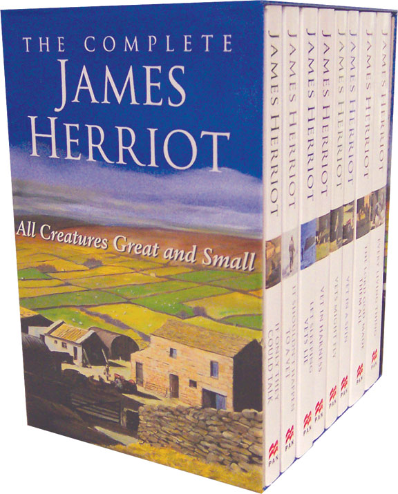 the challenges of medical treatments in the story of james herriot Not so secretly i yearn for the james herriot days of veterinary toss in a handful of diagnostic challenges find dr nick trout's books at these fine.
